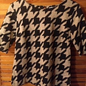 Hounds Tooth Business Classy Shirt